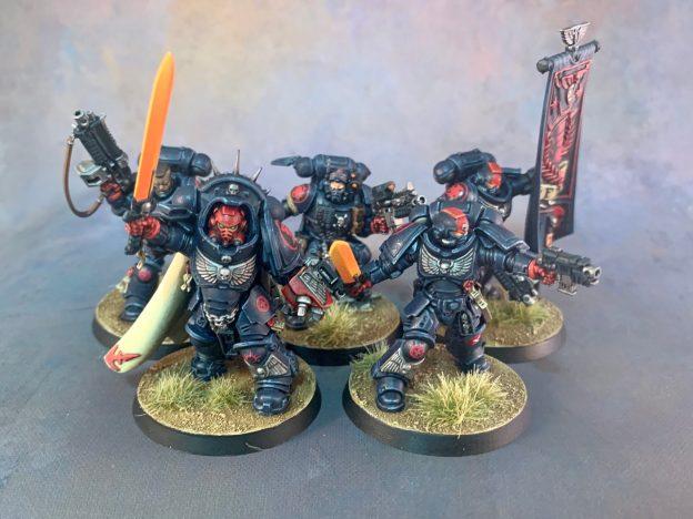 Crimson Fists Group