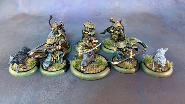 Shiho Wolf Clan Starter