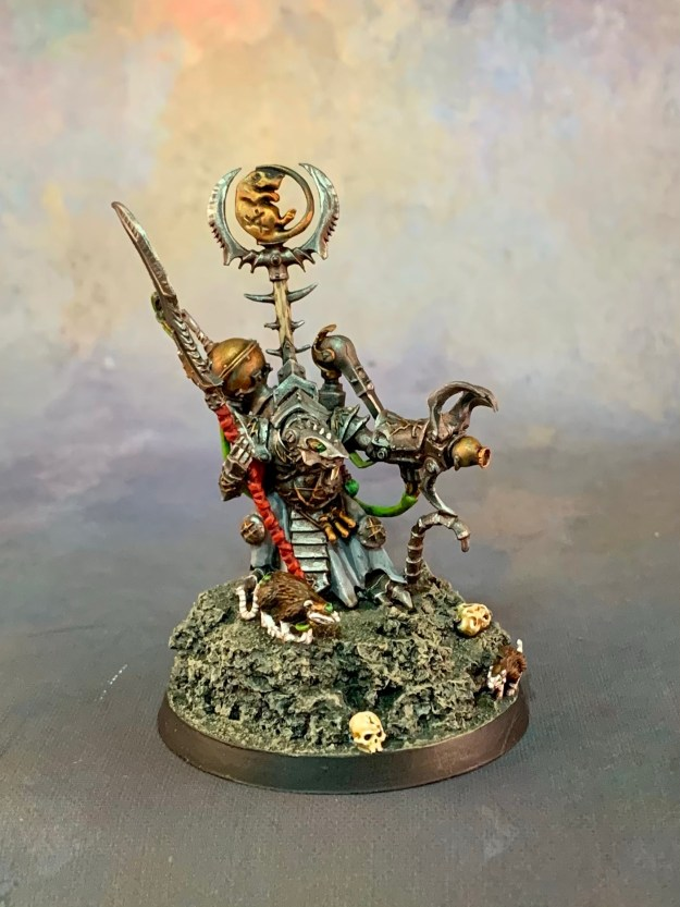 Skaven Ikit Claw