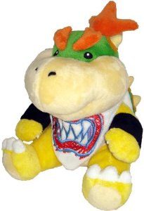 Bowser Jr. Plush