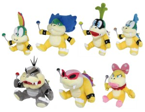 Koopalings Plush