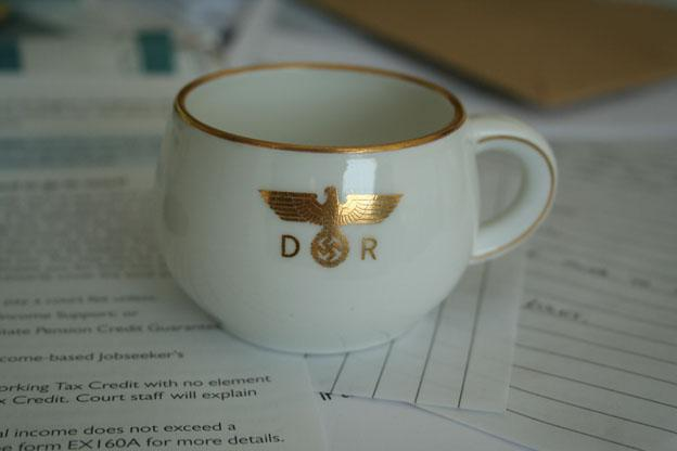 Adolf Hitler S Coffee Cup