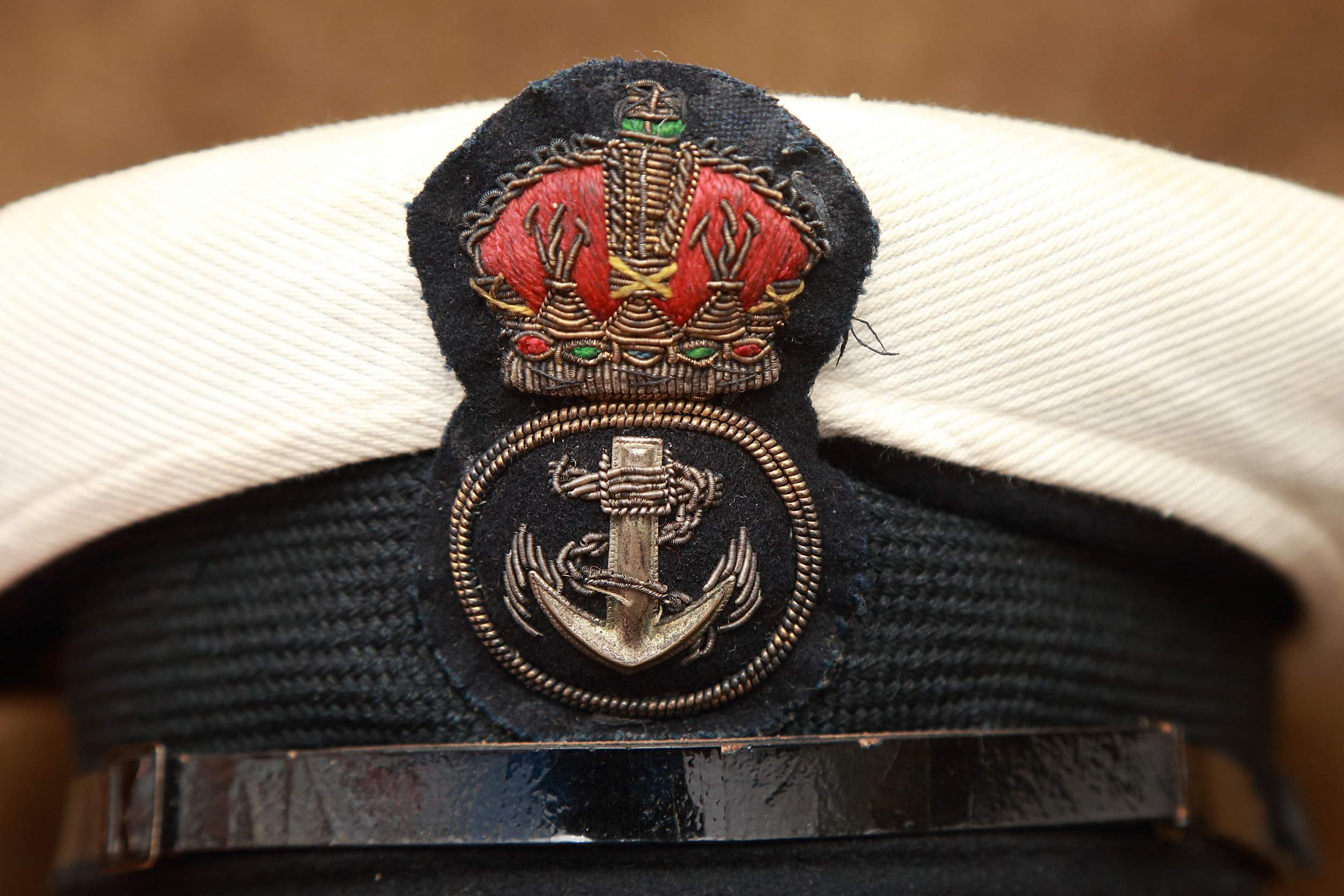 Royal Navy Caps and Hats  Page 6