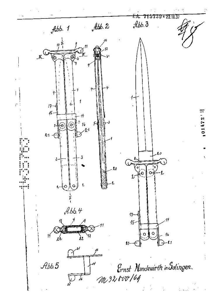 Eickhorn folding knife Please help ID