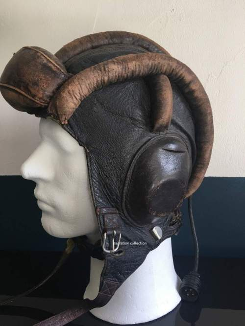 small resolution of russian wwii tank helmet headset