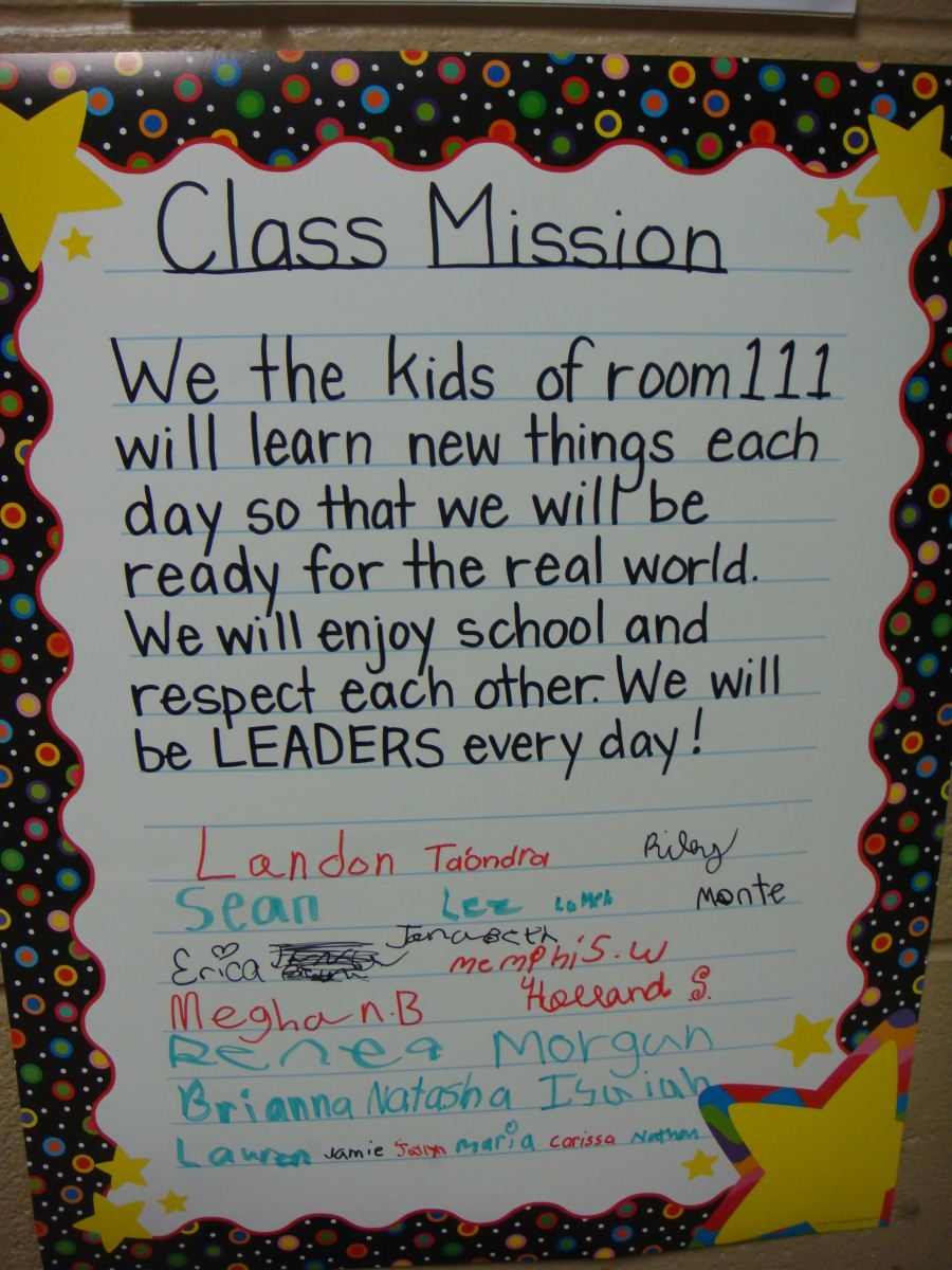 Leader in Me  Alvaton Elementary
