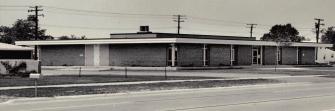 Dorothy Busch Library, 1963