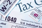 Tax form images