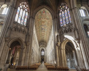 Sparkling Valentine's Vivaldi by Candlelight @ Ely Cathedral   England   United Kingdom