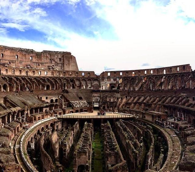 Rome 2013  Day 5  Exploration Foro Romano Forihellip
