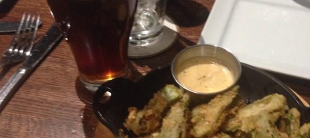 3 Lions Ale & Okra