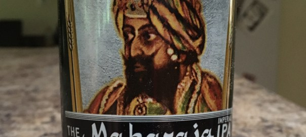 The Maharaja Imperial IPA