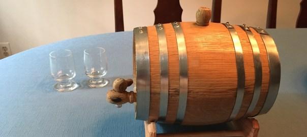 1 Liter barrel