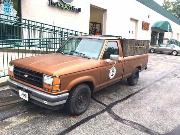 Hysteria Tap Truck