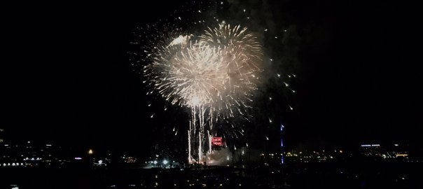 Baltimore Fireworks