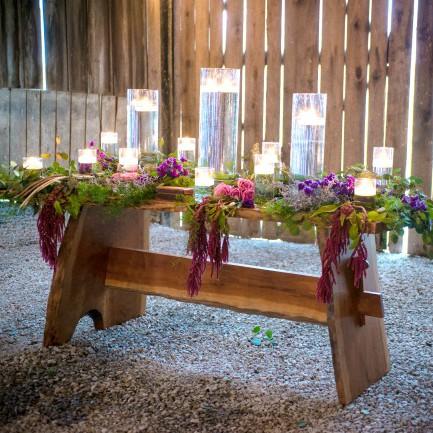Wedding Ceremony Table