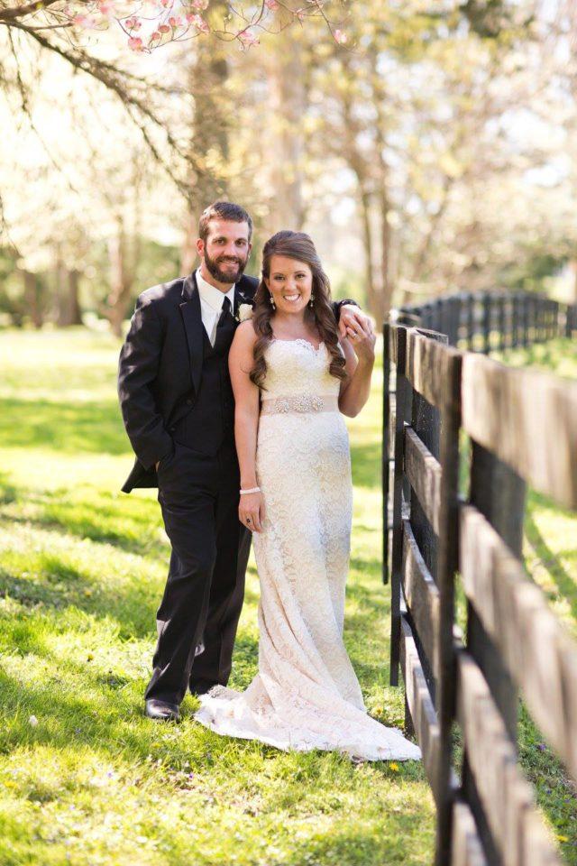 Spring Wedding at Warrenwood