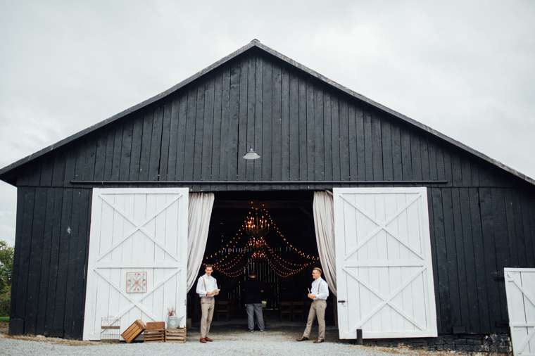 Wedding Barn in Central Kentucky