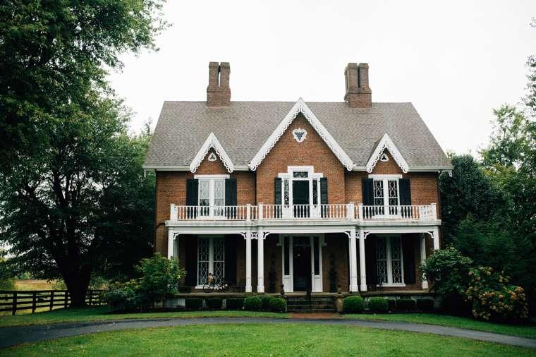 Historic Gothic Villa Wedding Venue