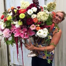 Farm Fresh Flowers by Three Toads Farm