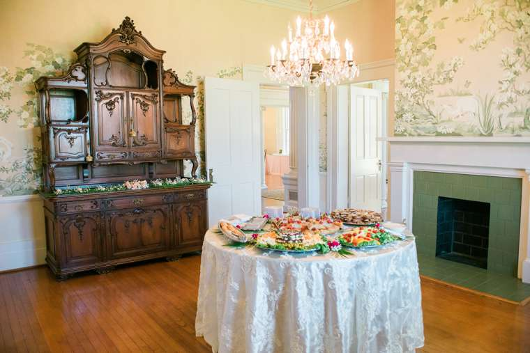 Warrenwood Manor Dining Room