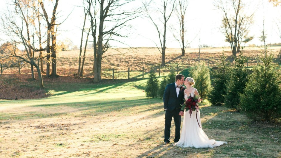 KY Winter Wedding | Photo by Keith & Melissa Photography