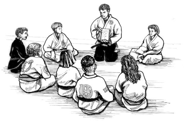 Teaching Child-Development, Child Safety, and Self-Defense