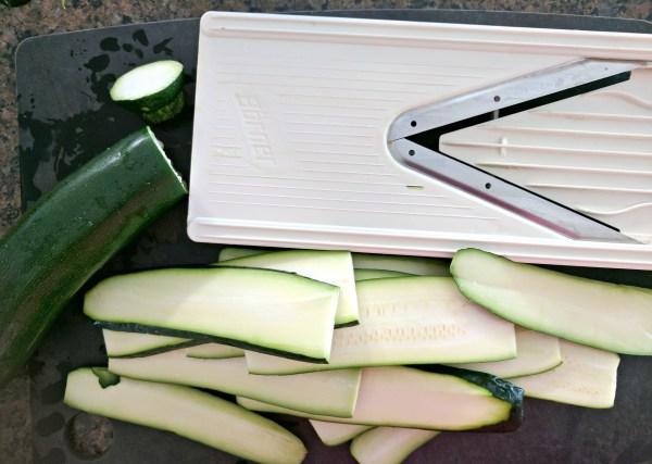 Zucchini Slicer