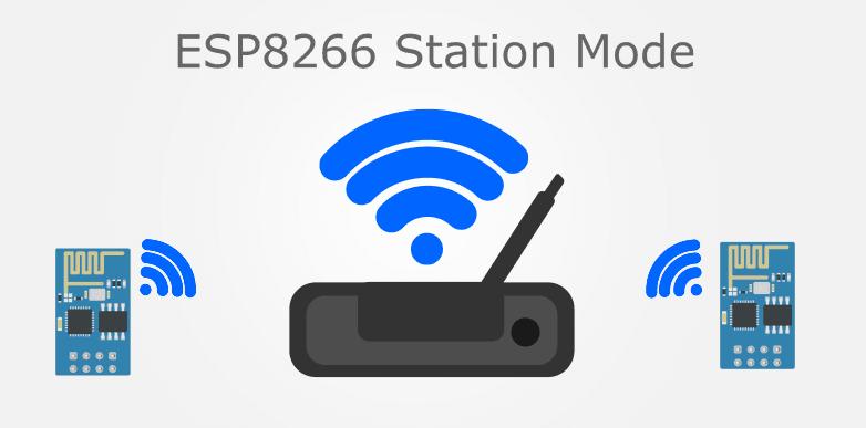 esp8266stationmode