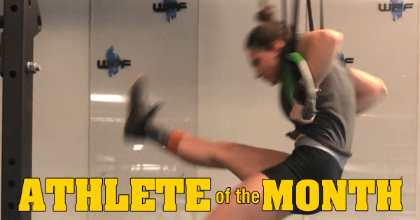 June 2019 Athlete of the Month – Kendra Askins