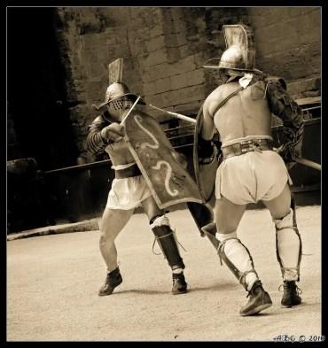 Boxing History - Gladiators