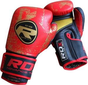 RDX Boxing Gloves BGX F4 Red