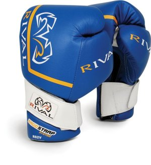 Rival Boxing Gloves RS2V Blue
