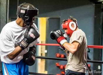 Sparring is an essential part of boxing training that home training may miss out on