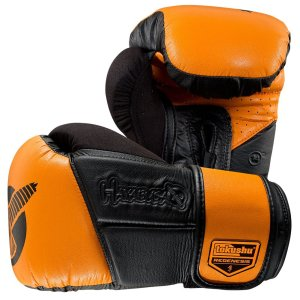 Hayabusa Boxing Gloves Orange
