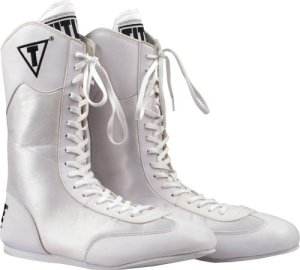 TITLE Hi-Top Boxing Boots Review