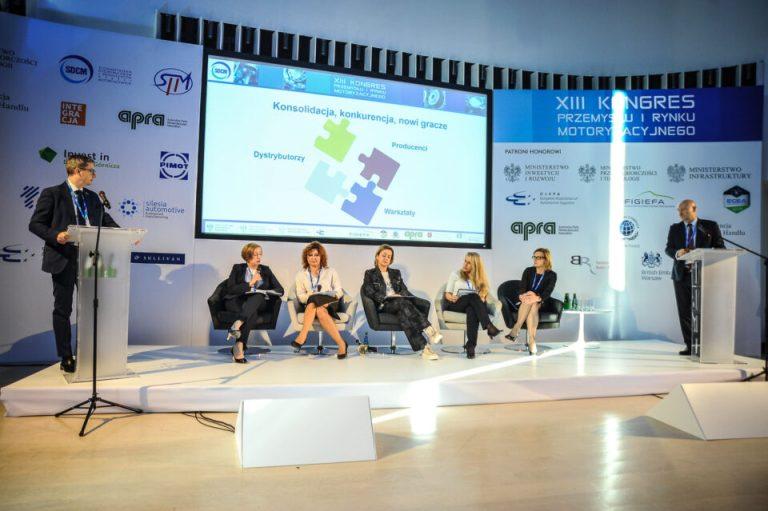 XIII Kongres Przemysłu i Rynku Motoryzacyjnego – Siła kobiet w męskiej branży.