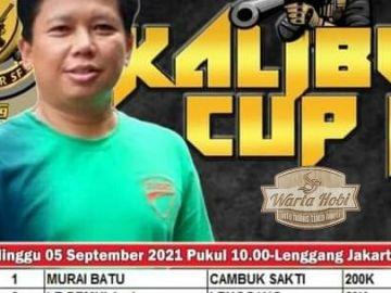 brosur kaliber cup 1 jakarta 2021