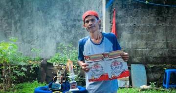 Kojex asal Bogor pemilik MB Renold
