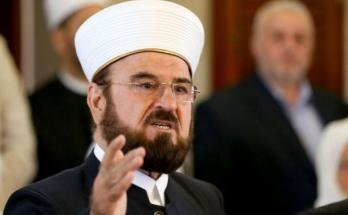 Shaikh Ali Al-Qaradaghi, Secretary General of the International Union of Muslim Scholars
