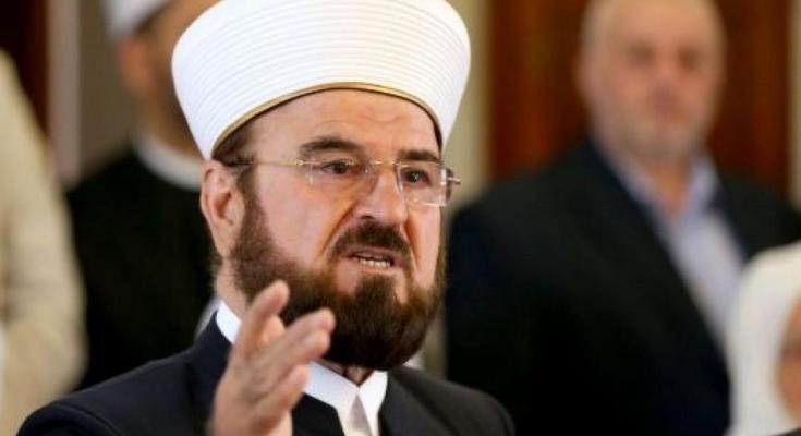Shaikh Ali Al-Qaradaghi, Secretary General of the International Union of Muslim Scholars