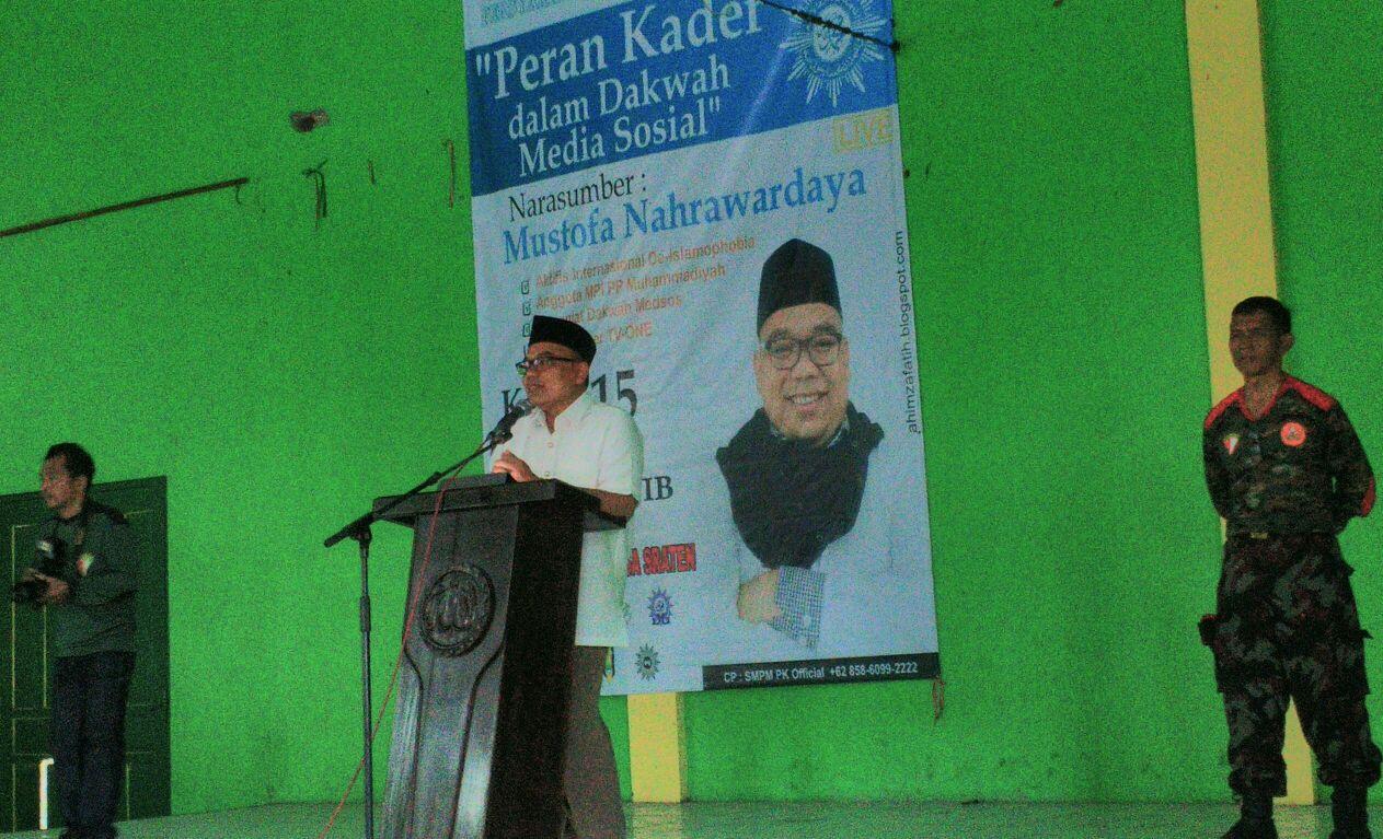 Muhammadiyah Bakal Terbitkan Buku Fiqh Informasi Warta Muslimin Produk Ukm Bumn Bella Dan Balon Merah