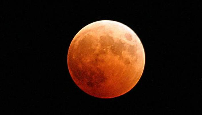 Gerhana Bulan Total Fenomena Super Blue Blood Moon
