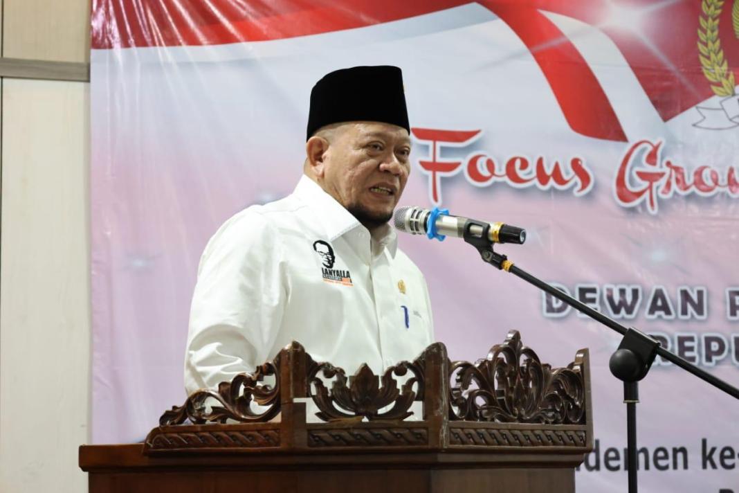 DPD RI Setuju Wacana Amandemen Konstitusi ke 5