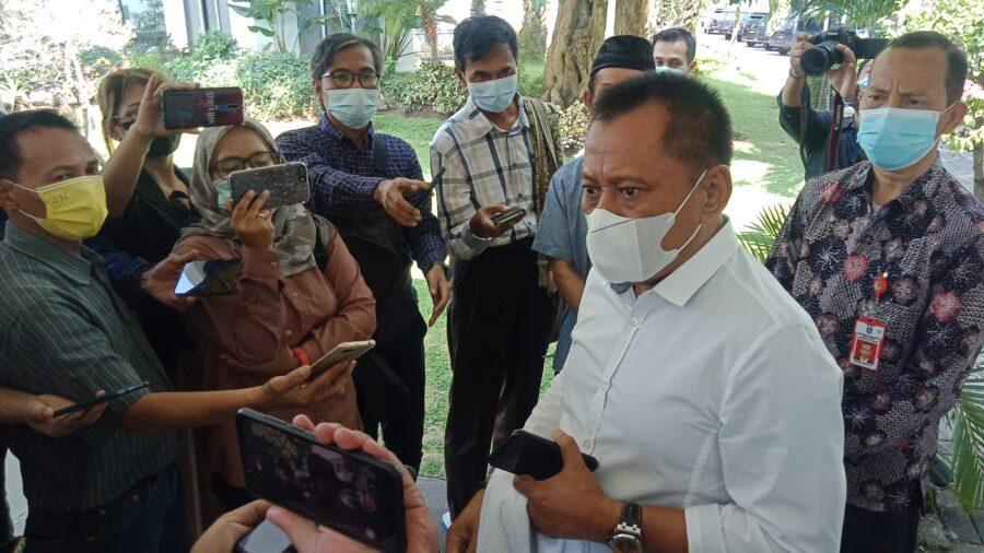 Soal Pesta Ulang Tahun Gubernur, Heru Tjahjono: Itu Bentuk Apresiasi Bawahan Kepada Pimpinannya