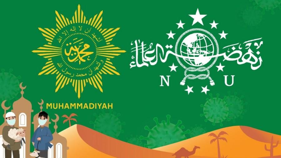 NU dan Muhammadiyah Imbau Dana Kurban Sedekahkan ke Warga Terdampak Pandemi C19