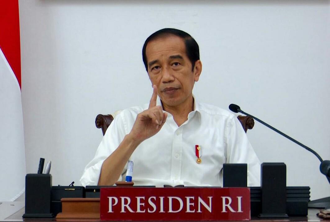 Presiden Minta Aparat Harus Tegas dan Santun, Tidak Kasar