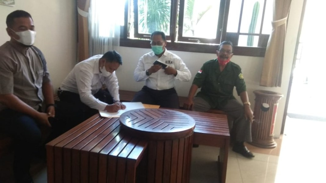 LSM Magetan Temui DPRD Sampaikan Keluhan Masyarakat Soal PPKM Darurat