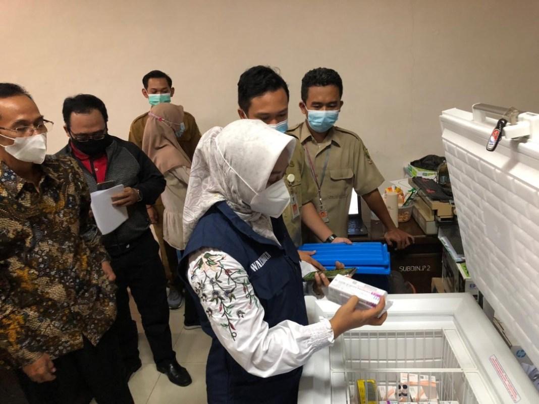 90% Warga Kota Mojokerto Sudah Laksanakan Vaksin C-19