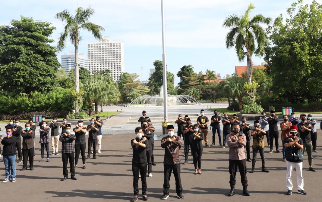 'Surabaya Memanggil' adalah Tradisi, Asal Bisa Dipertanggungjawabkan ke-Publik